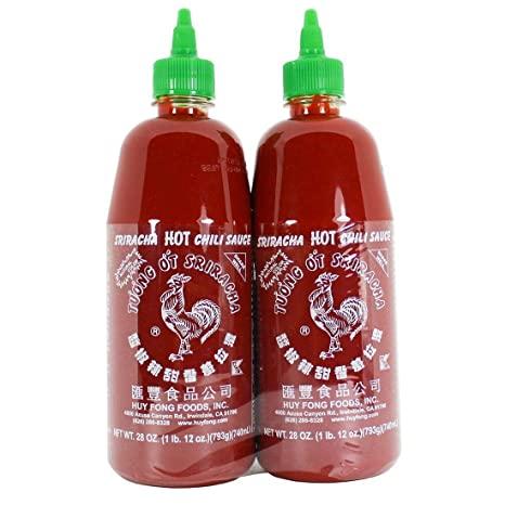 Sriracha mayonaise