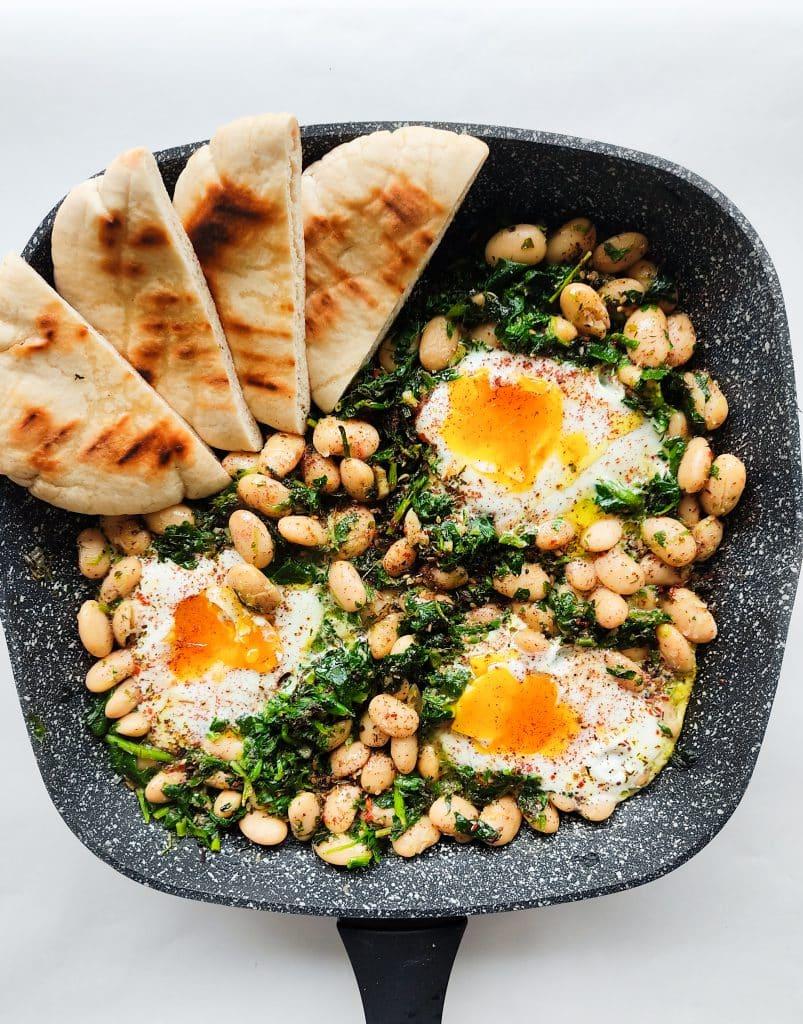Perzische eieren (Baghala ghatogh)